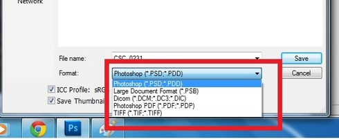 how to save jpegs as a pdf in photoshop