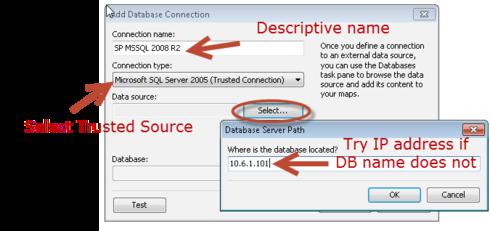Connecting to SQL Database   MindManager Customer Community