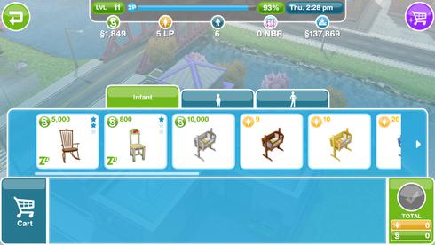 Sims FreePlay Horses