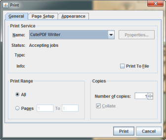 cute pdf writer Cutepdf writer est un logiciel de création de fichiers au format pdf qui s'installe sur votre ordinateur en tant qu'imprimante virtuelle prenez n'importe quel fichier imprimable sous windows e.