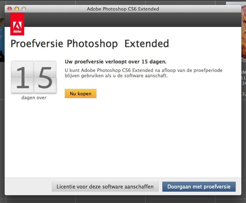 Photoshop: Photoshop CS6 extended suddenly reverted to an Extended ...