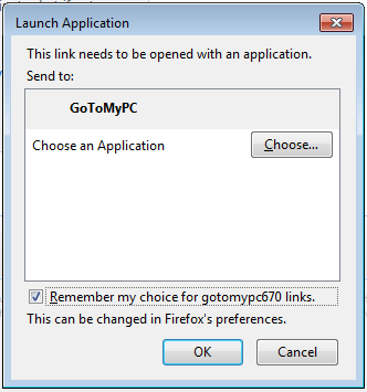 New non Java launcher for GoToMyPC  - LogMeIn Community