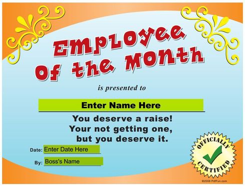 """Employee of the Month"" Award | Koodo Community Forum"