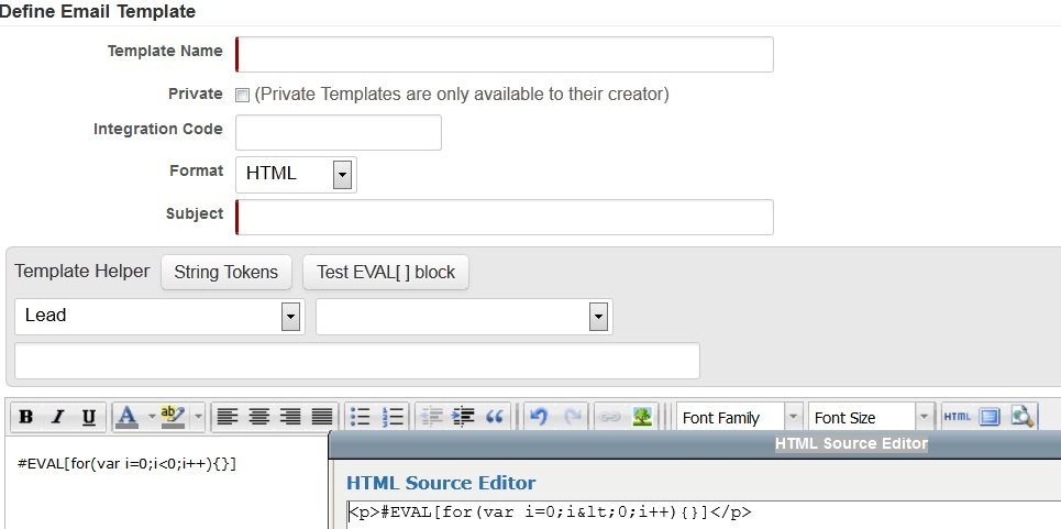 Html Source Editor Replace Symbol Forum Rollbase Progress